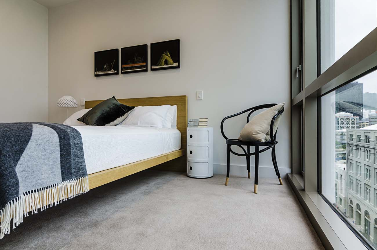 Apartment Interior Photo Wellington-NZ Photographer-Kevin-Hawkins
