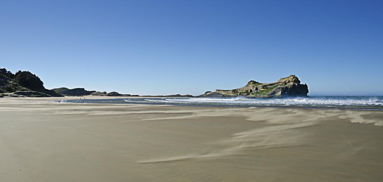 Castlepoint Beach Stock Photo Wellington NZ Landscape Photographer Kevin Hawkins