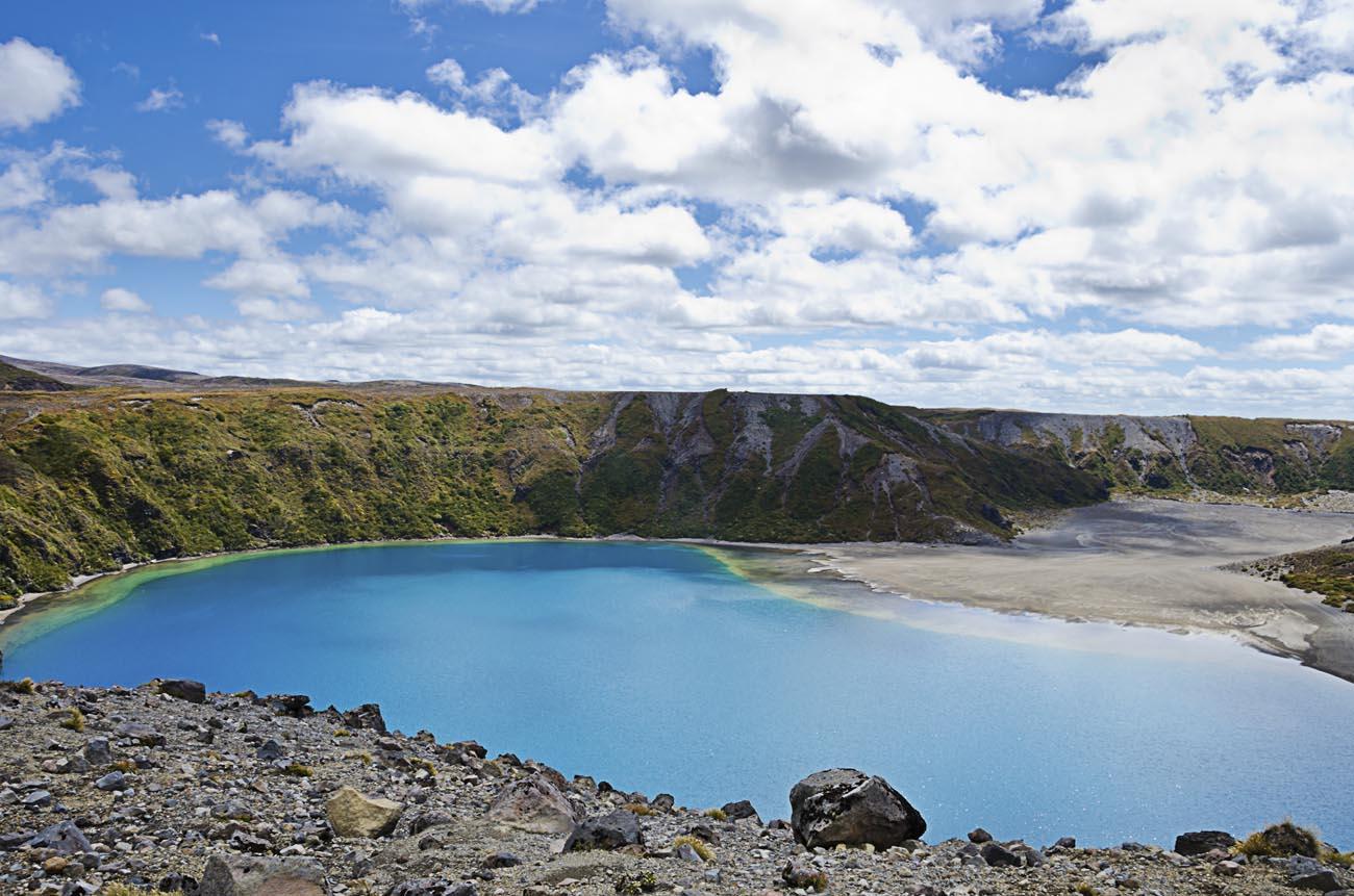 Lower Tama Lake Wellington NZ Landscape Photographer Kevin Hawkins