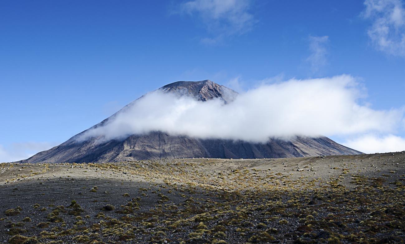 Mt Ngauruhoe Photo Wellington NZ Landscape Photographer Kevin Hawkins