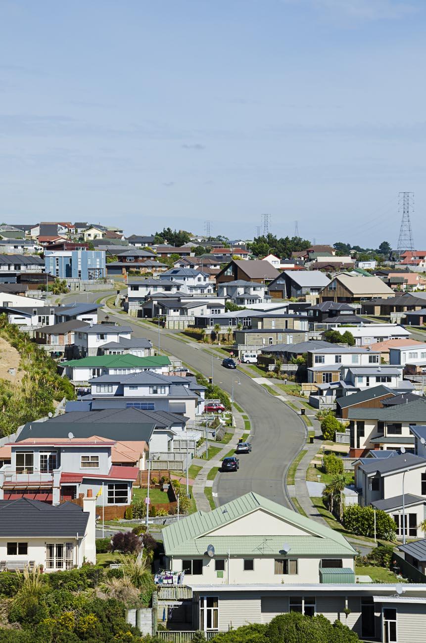 Real Estate Photography Image Wellington NZ Photographer Kevin Hawkins