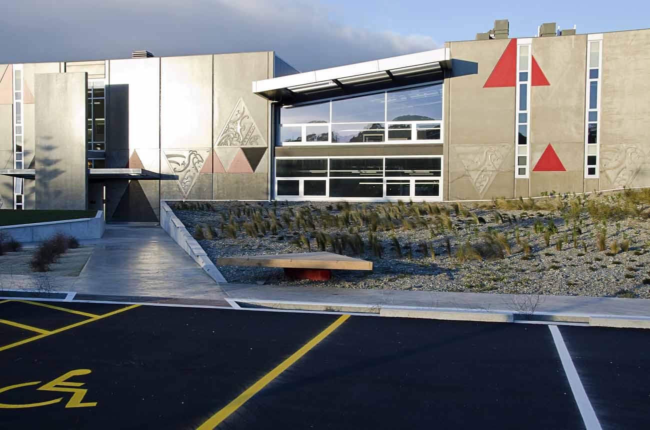 Wellington NZ Architecture Photographer Whitireia Photo