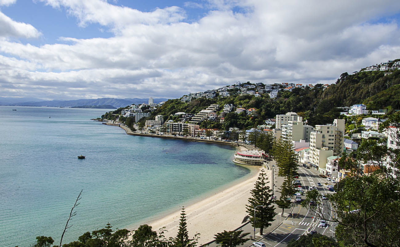 Wellington-NZ-Landscape-Photographer-Kevin-Hawkins-Oriental-Bay-Stock-Photo