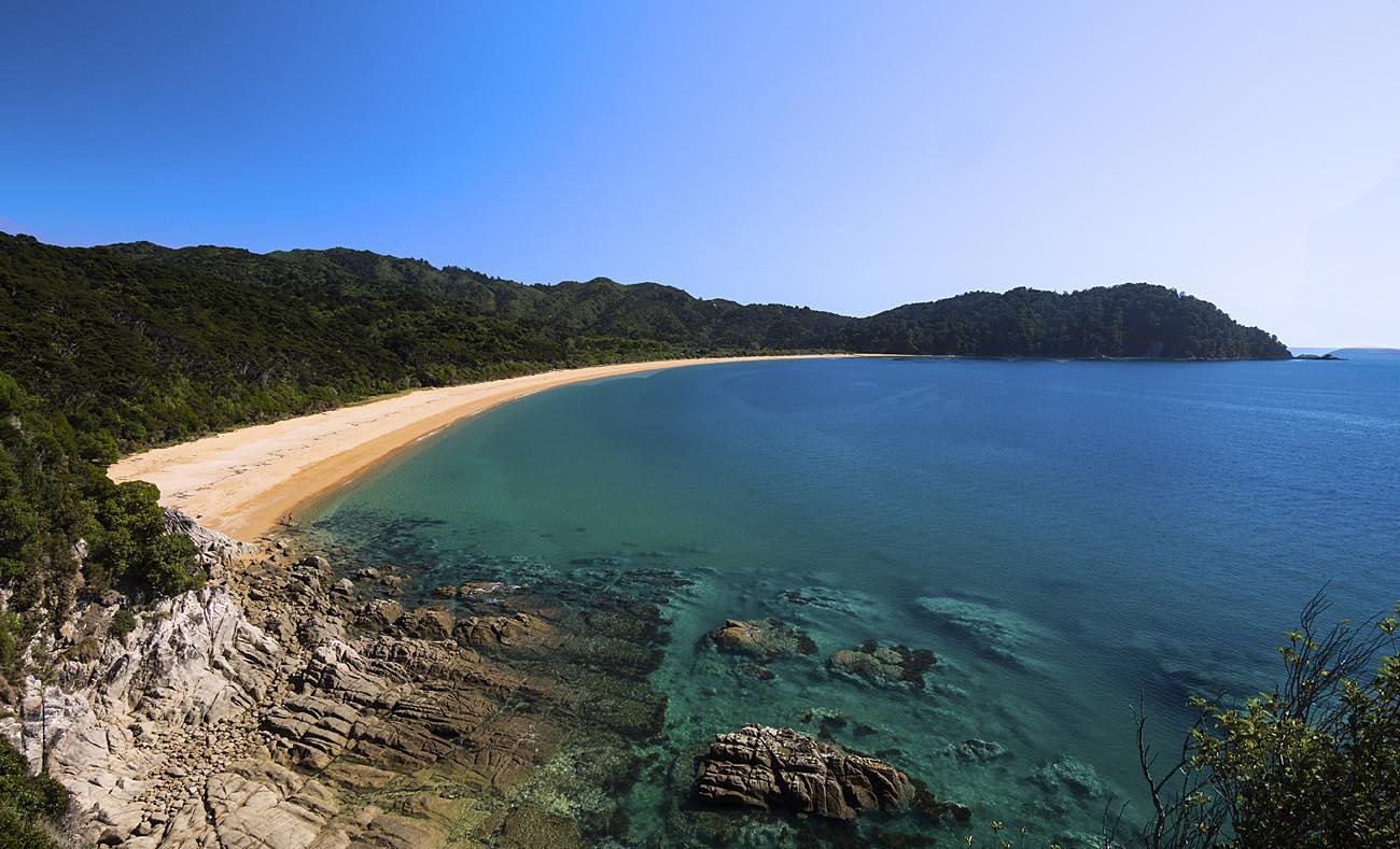 Totaranui-Beach-Stock Photo Wellington-NZ-Landscape-Photographer Kevin Hawkins
