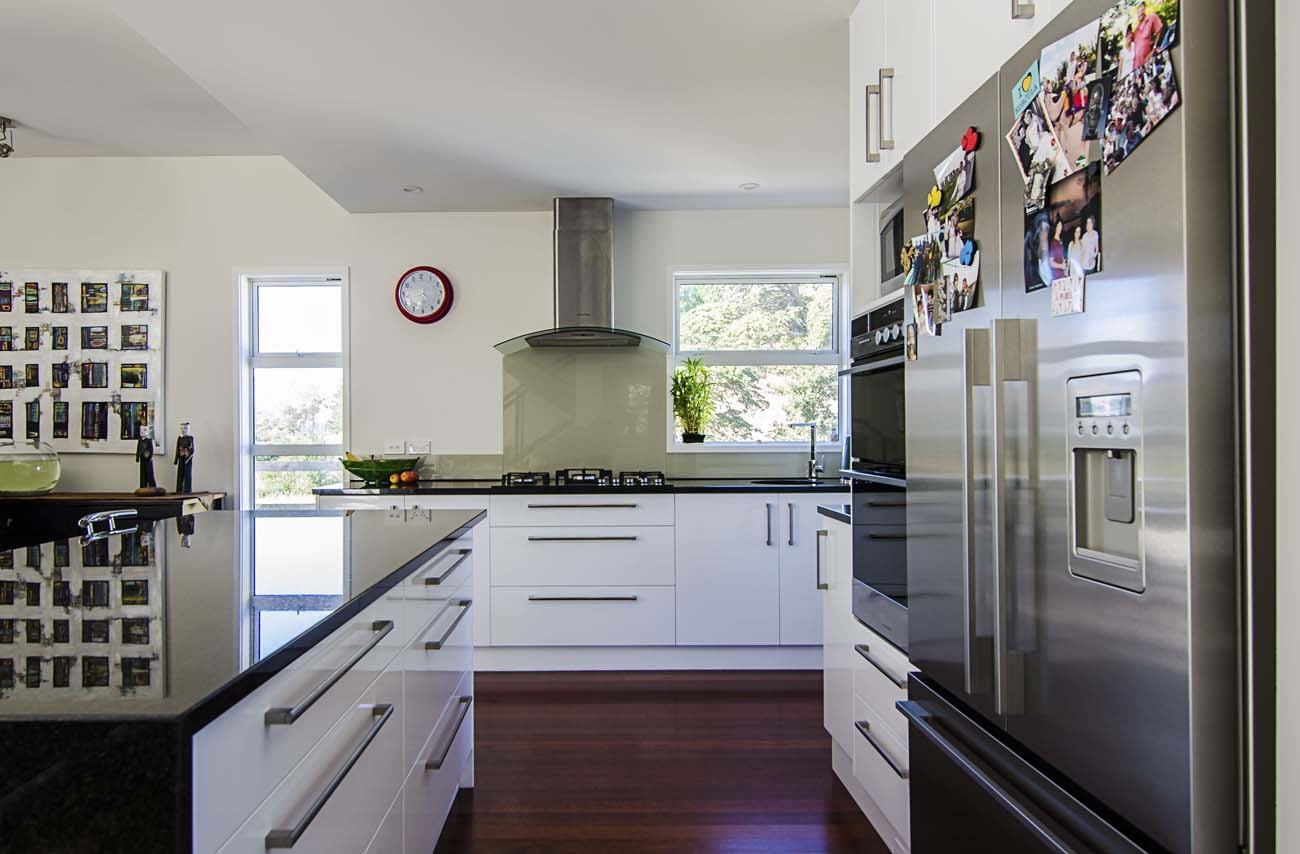 Whitby House Kitchen Interior Wellington-NZ Photographer-Kevin-Hawkins
